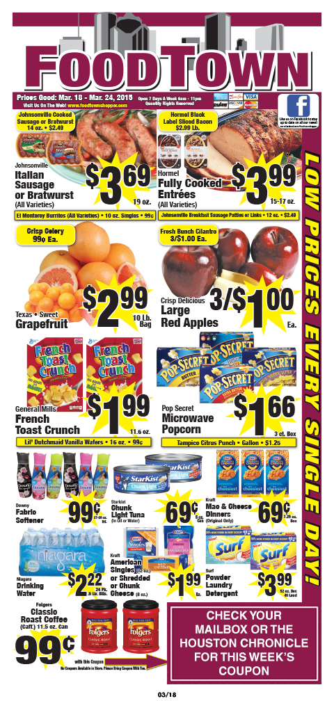 Foodtown Shopper Weekly Ad Weekly Ads Com