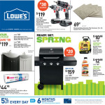 Lowes Weekly Ad 2017